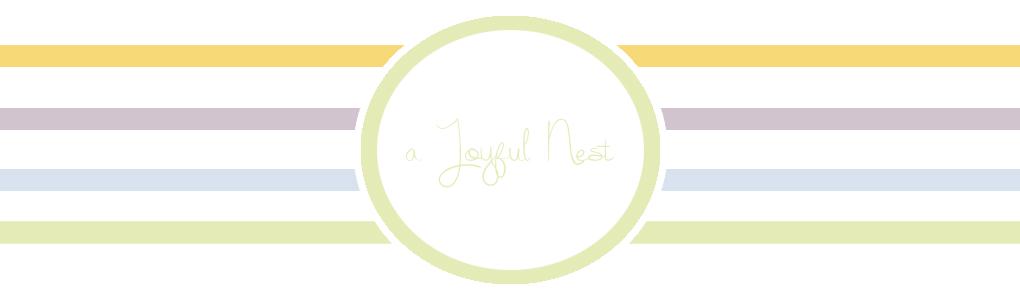 a joyful nest