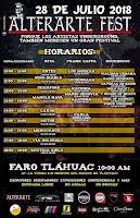 (Crónica) Alterarte Fest Tláhuac 2018