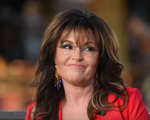 Donald Trump Backer Sarah Palin: She lies so much she can't separate her delusions from reality.  She went on national TV and blamed President Obama for her drunken son's attack on his girlfriend.