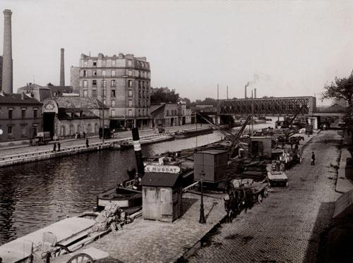 Le quai de la Marne