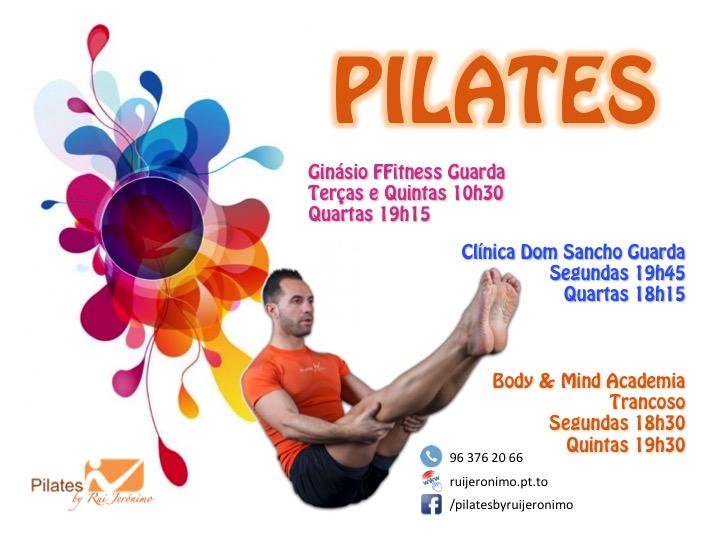 Pilates 15/16