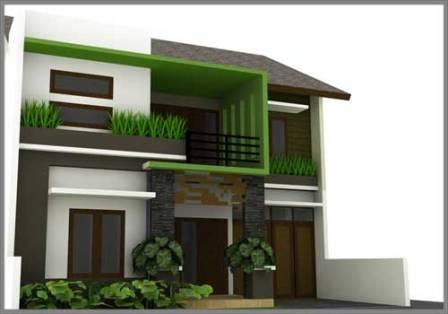 Warna Cat Rumah Minimalis Terbaru