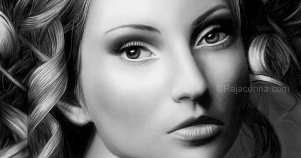 How To Draw Realistic How To Draw Realistic Faces For
