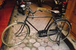 Jual: Sepeda Onthel Antik Kuno Murah