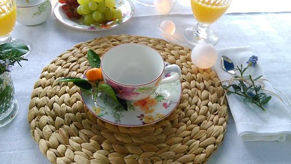 Desayuno del d�a de Navidad