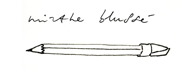 Mirthe Blussé