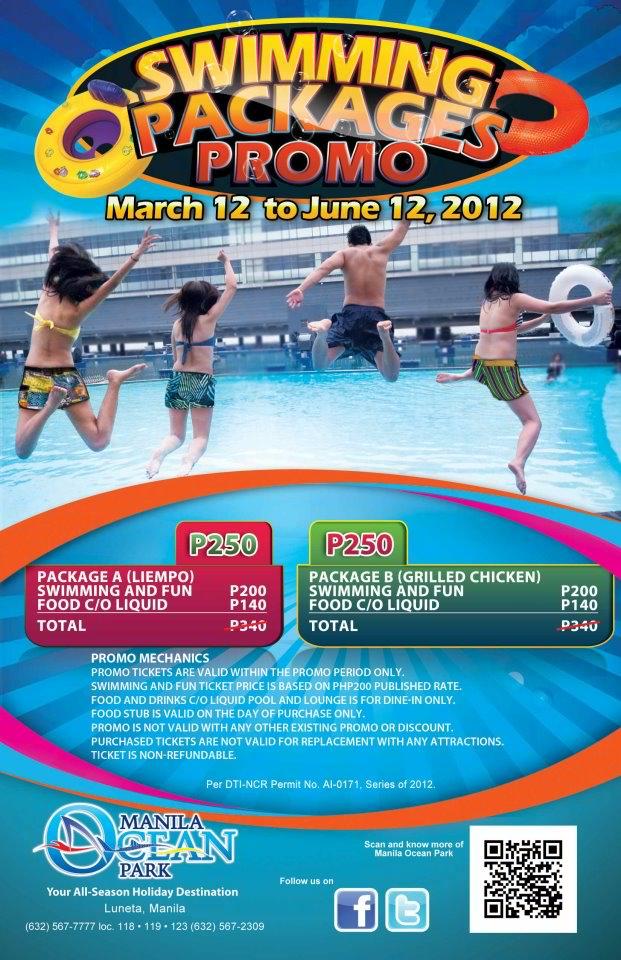 Manila Shopper Manila Ocean Park Summer Promos