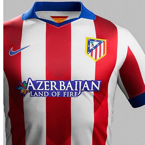 camisetas de futbol Atlético de Madrid baratos