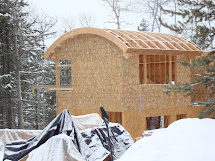 Round Roof Construction