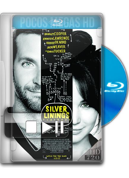 Silver Linings Playbook [Los Juegos del Destino] | 2012 | BRRip 720p | Audio INGLES 5.1 | Subtitulado al Español