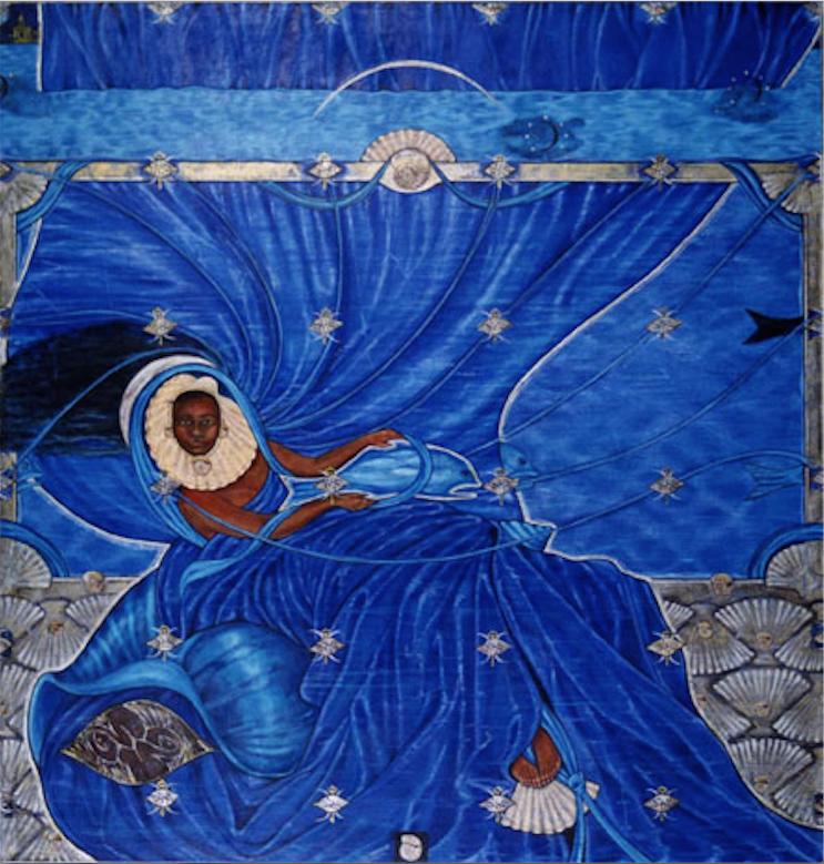 Notre-Dame de l'Eau / Yemaya