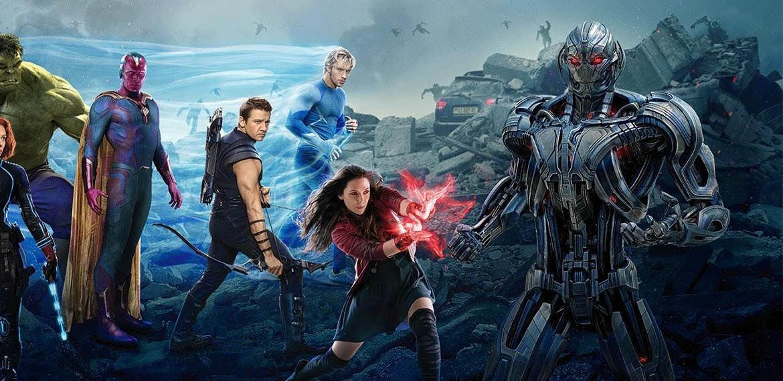 Vingadores: Era de Ultron | Primeira imagem oficial de Paul Bettany como Visão em artes inéditas