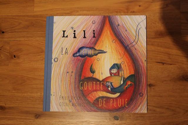 Projet à partir de 3 ans Lili la petite goutte de pluie IMG_7937