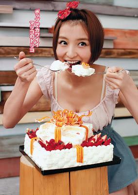 AKB48 Mariko Shinoda