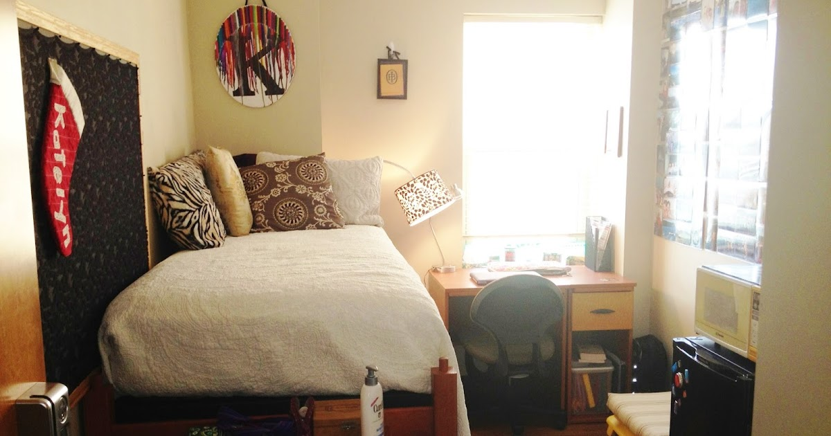The Lovely Side: Katelyn's Cute & Crafty Mizzou Dorm