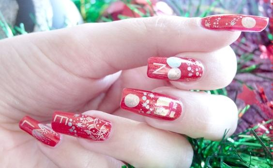 Latest Nail Art Designs 2013 Fashion Point