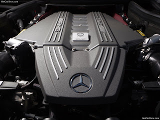 2012 Mercedes-Benz C-Class Coupe Engine