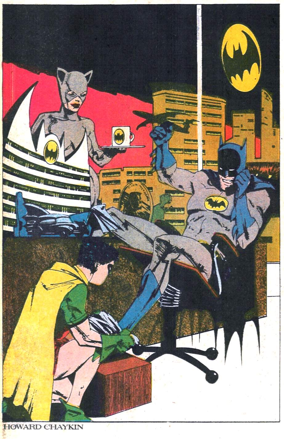Detective Comics (1937) Issue #598 Page 74