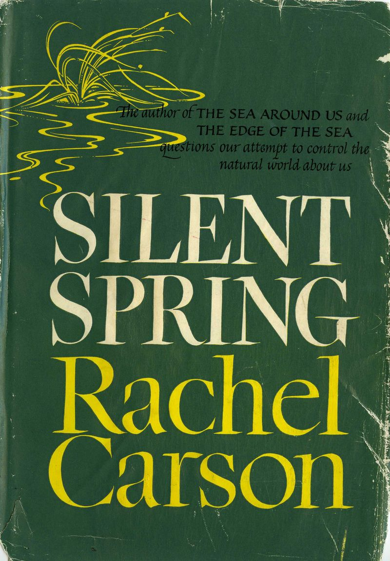an analysis of the topic of the pesticides in the silence of the birds by rachel carson When the christian science monitor recently declared al gore the rachel carson of global warming, the suffering in silence unheralded by the return of birds.