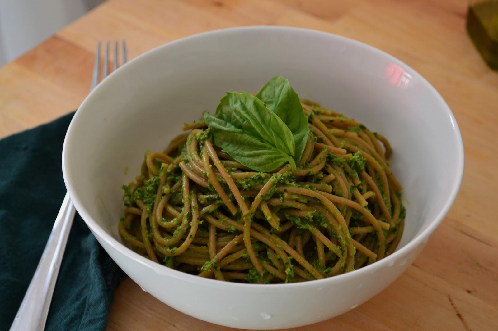 Winter Greens Pesto Recipes — Dishmaps