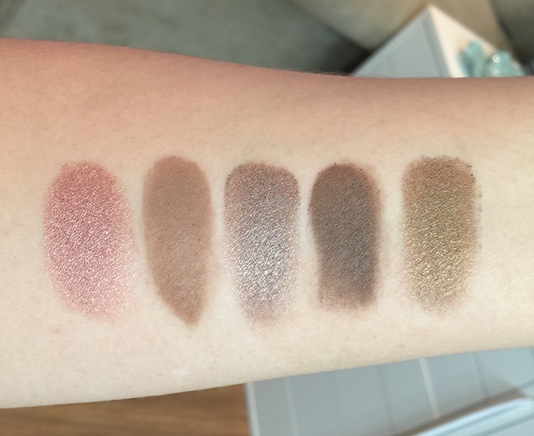Urban Decay Naked On The Run Palette