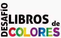 Reto libros por colores