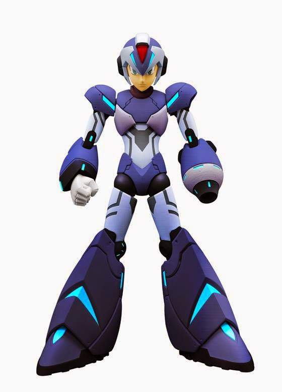 Mega Man X della TruForce Collectibles