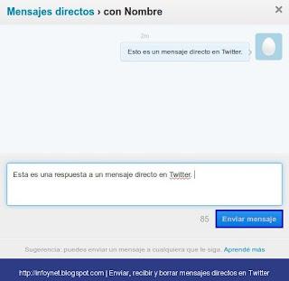 twitter-responder-mensajes-directos
