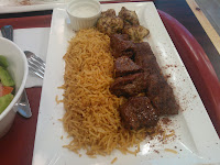 Mixed Grilled Kabab