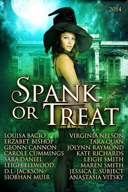 Spank Or Treat 2014 Anthology