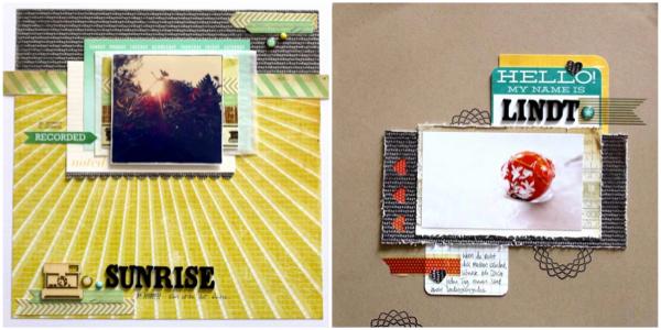 Aprilkit |Werke des dp Designteams | Layouts von Nadine Westphal