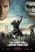 Phim Sự Khởi Đầu Của Hành Tinh Khỉ