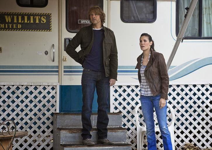 NCIS: Los Angeles - Episode 6.15 - Forest for the Trees - Promotional Photos