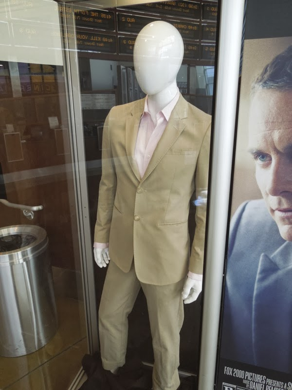 Michael Fassbender The Counselor film costume