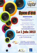 Open d&#39;t ASD - Samedi 1er Juin