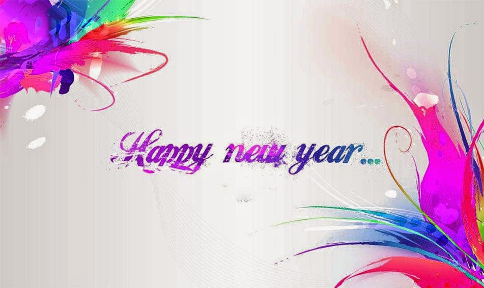 Now Happy New Year 2015