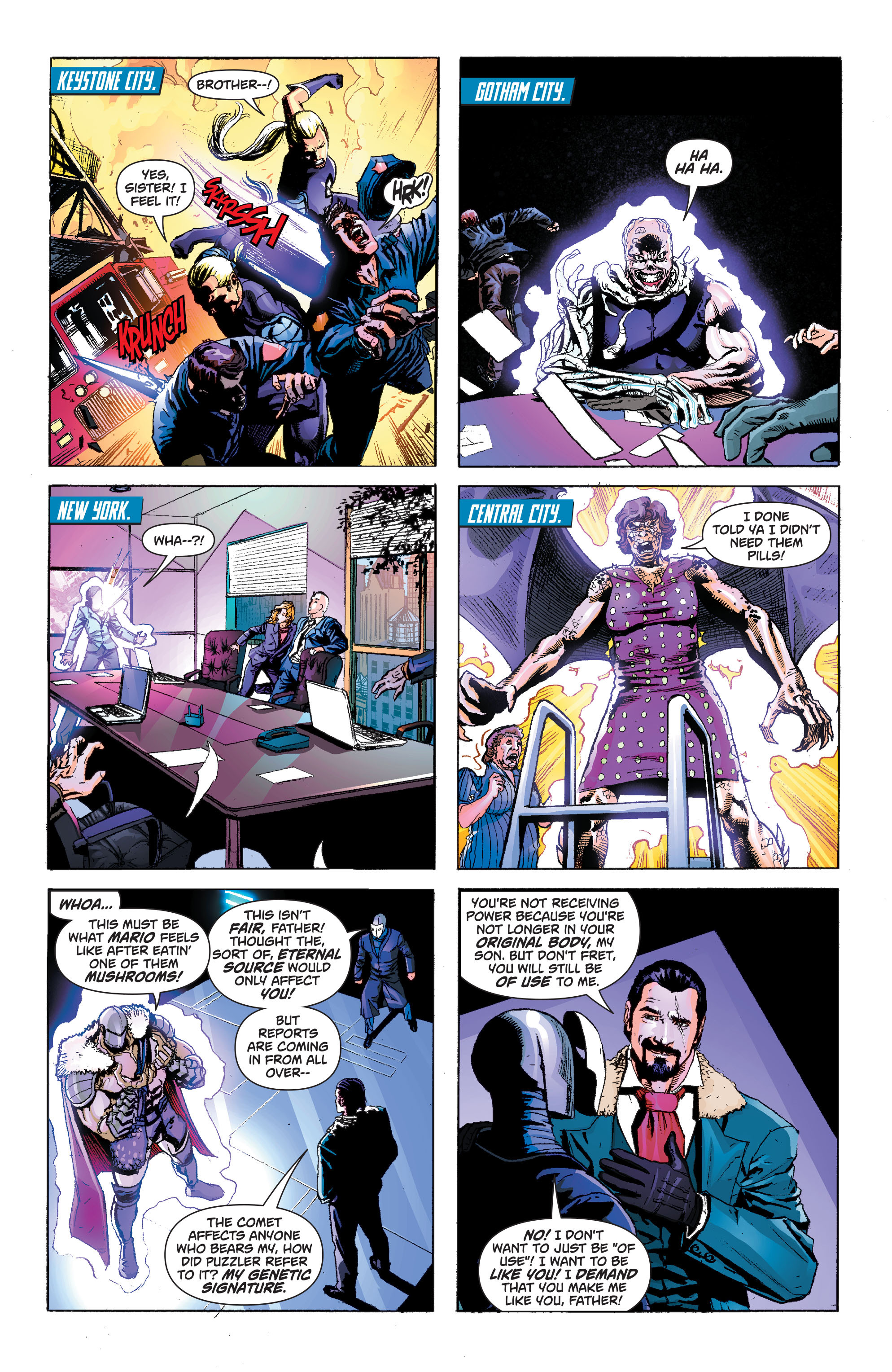 Read online Superman (2011) comic -  Issue #49 - 11
