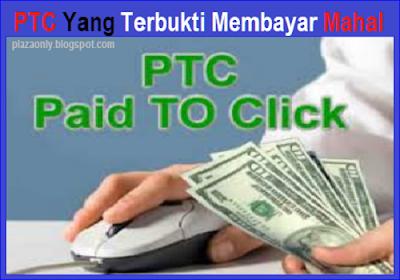 PTC Yang Terbukti Membayar Mahal