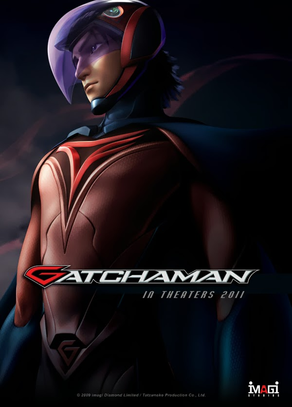 G Force Anime Characters : Felix ip。蟻速畫行 gatchaman links round up