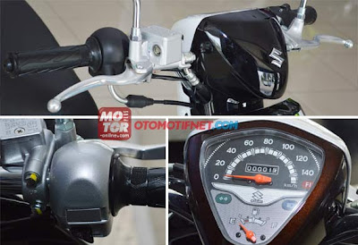 Spesifikasi Suzuki Lets
