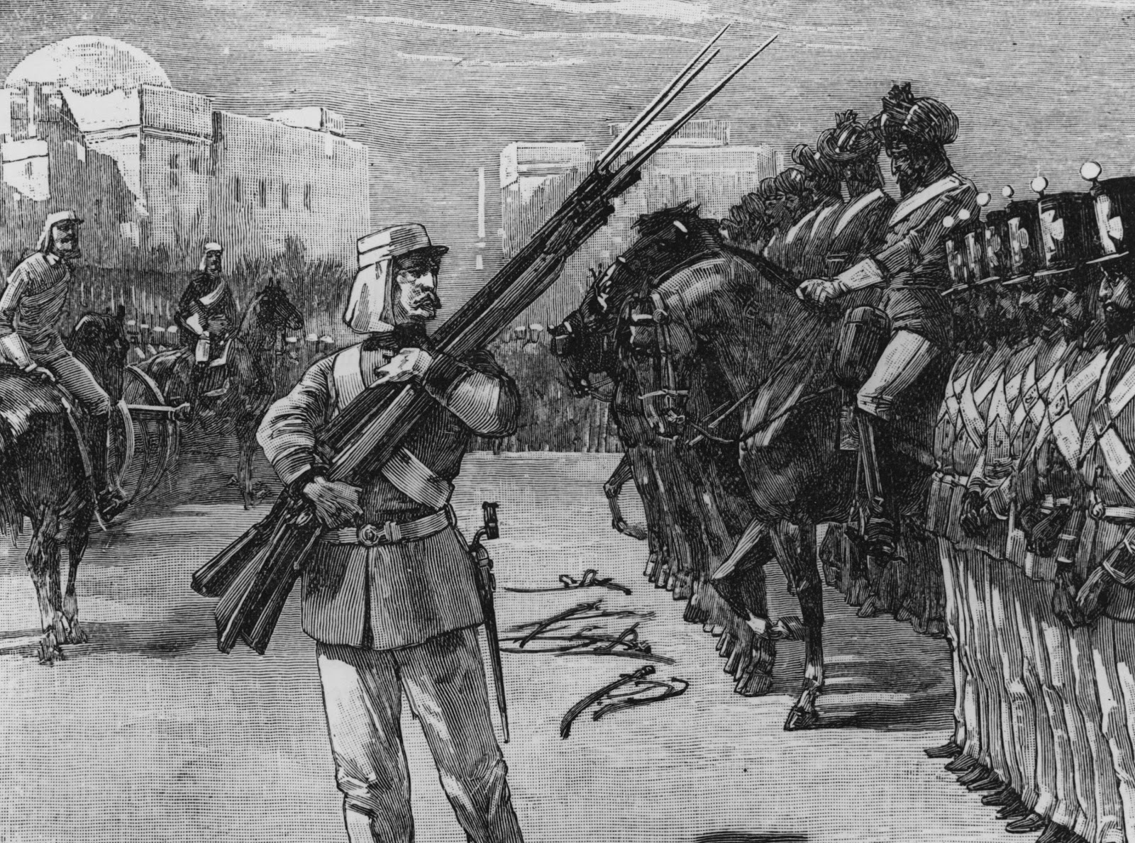 the indian rebellion of 1857 Start studying the sepoy rebellion learn vocabulary, terms, and more with flashcards indian rebellion of 1857 what was the east india company oppressive to indian people-he institutes major reforms.
