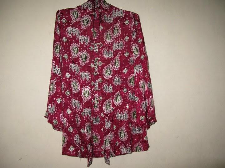 beBatik: Foto 15: Kebaya Batik Kombinasi Jambi Rp. 150.000 Sold Out