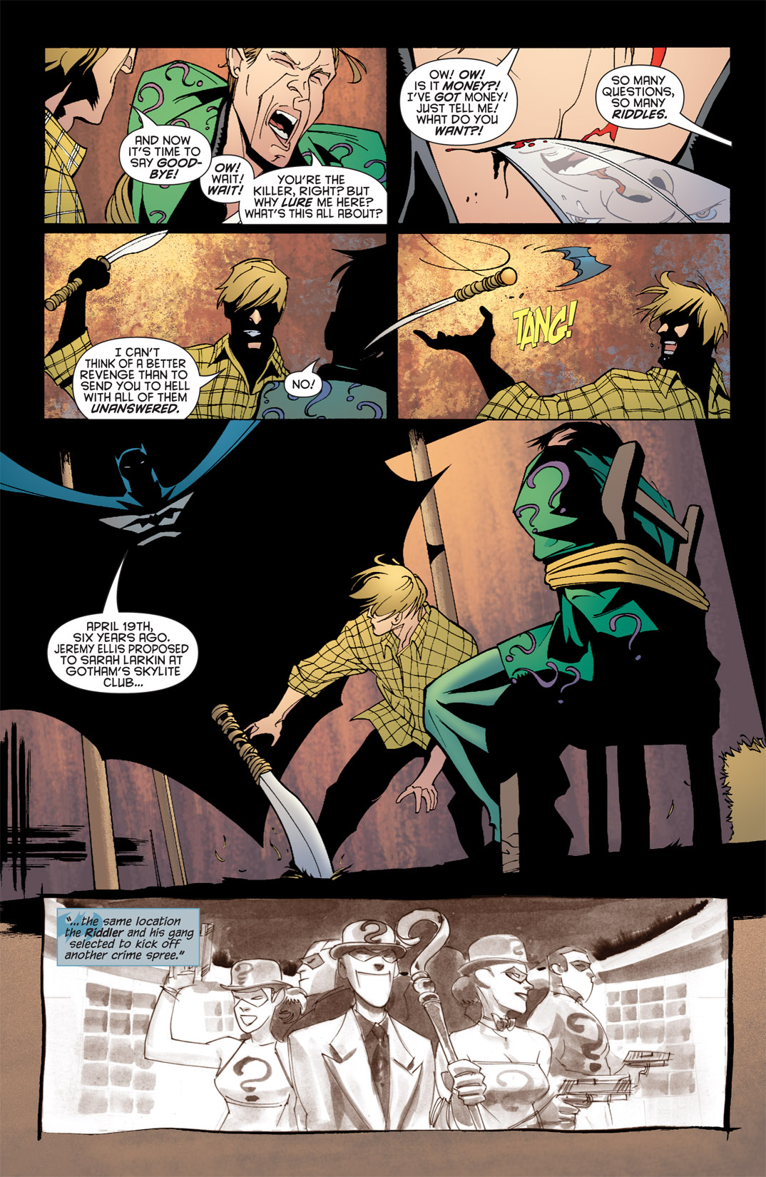 Detective Comics (1937) Issue #845 Page 19