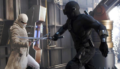 gi joe 2 snake eyes storm shadow GI Joe 2 está en marcha