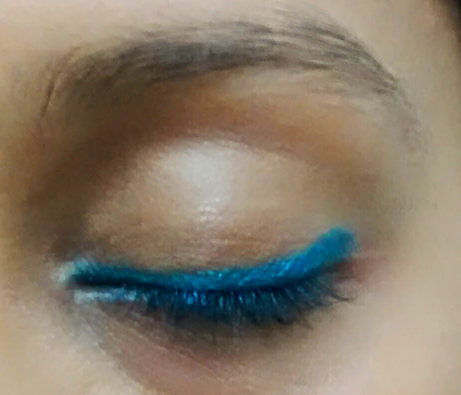 Maybelline Colossal Kohl Turquoise