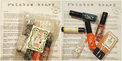 Rainbow Honey Mini Mystery Bag for May