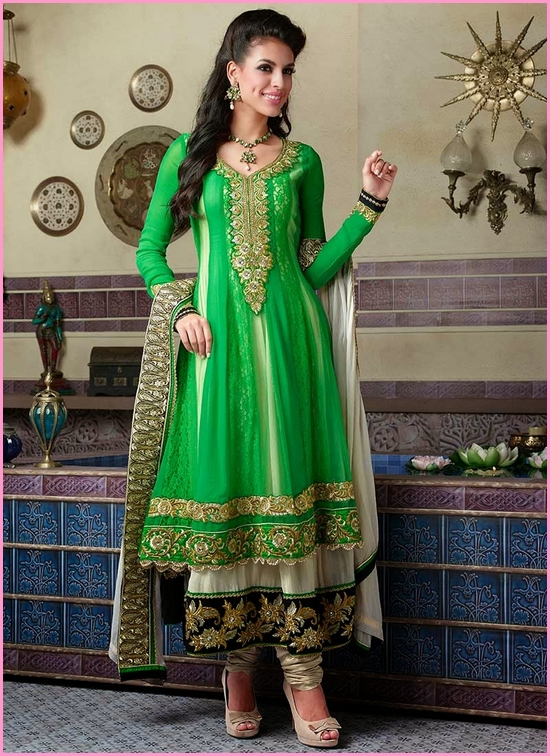 Girl For Look: The Two Best Colors For a Shalwar Kameez As Your ...