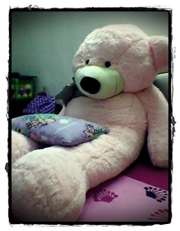 My Giant Bear..