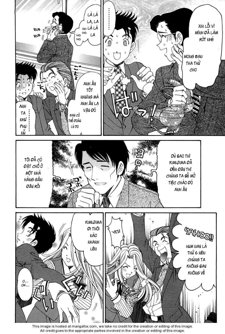 Truyện tranh Virgin na Kankei R (Phần 2) chap 2 trang 17