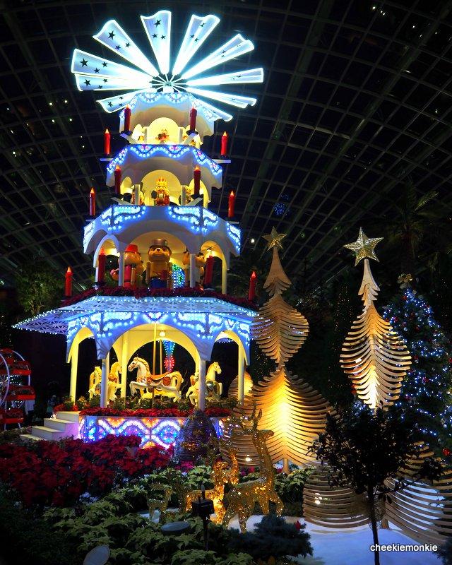 Cheekiemonkies: Singapore Parenting & Lifestyle Blog: Christmas Wonderland @ Gardens by the Bay ...
